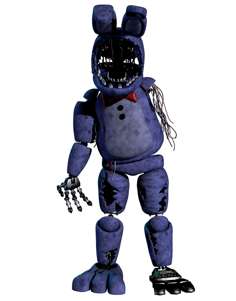 Withered bonnie v3 by NathanzicaOficial