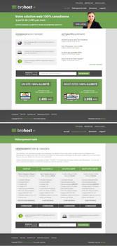 Web design Hosting company