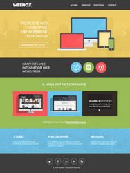 Agency company web design