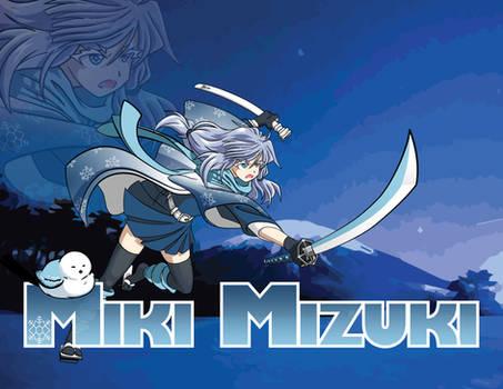 (Raffle) Miki Mizuki