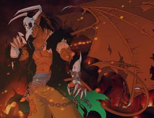 Mooneye Reimagined: Demon Unleashed