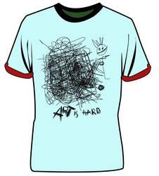 Art is hard by Wegotdeathstar