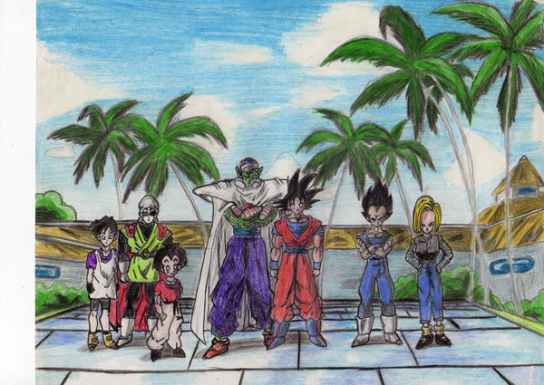 Aguante Dragon Ball by Maverick-21