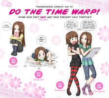 Time Warp Meme by GuineaPiggy
