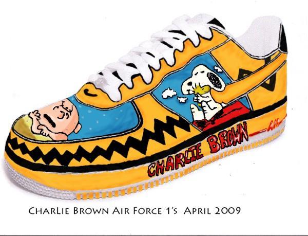 detailed look bdd59 2b99b Snoopy Custom AF1 Design by Litoya on DeviantArt