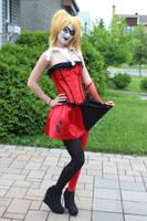 Harley Quinn by BDgirly