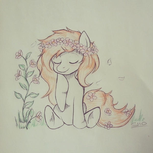 (ART TRADE) .:In the flower's:. by Risky-su