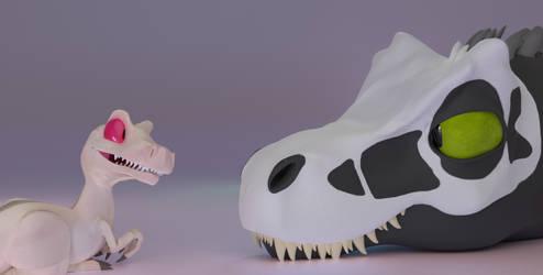 They're best friends by SpyroCheongHachiku