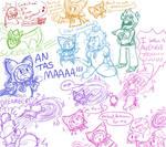 dream team doodles