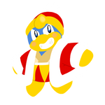 I NEED A MONSTAH TO CLOBBAH DAT DERE KIRBY