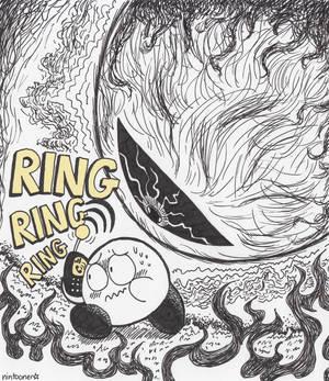 Inktober 1: Ring