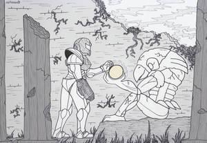Inktober 23: Ancient