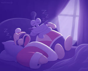 Shh! They're sleeping...