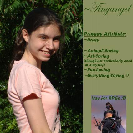 tinyangel's Profile Picture