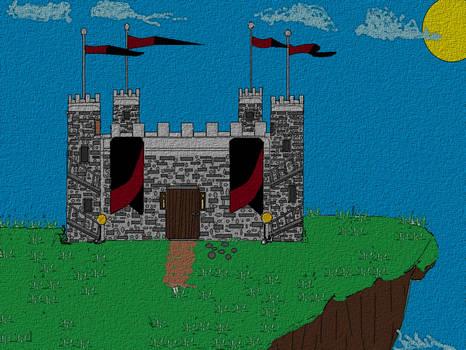 The Castle By Pandabear4ver-jpg