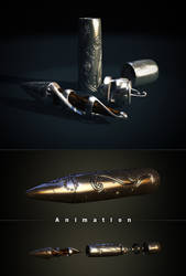 The Bullet from 'Wanted' by maxspider