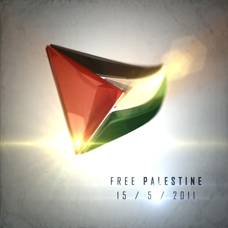Free PALESTINE by maxspider