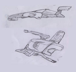 Vehicles Designs by maxspider
