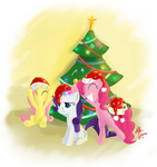 Holiday Ponies