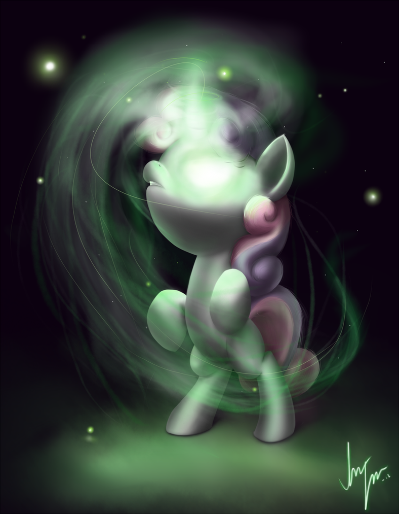 Ultimate Sweetie Belle by SameAsUsual