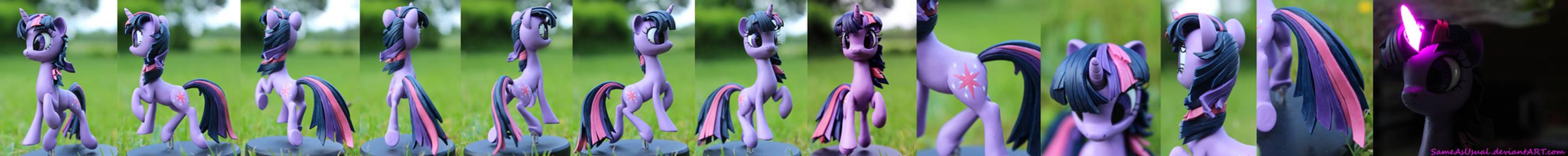 Twilight Sparkle detail