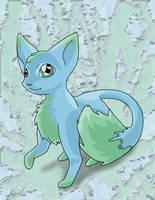 Turquoise by blufyrdragon4