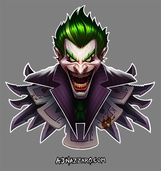 Killing joke by AJNazzaro