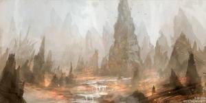 Barelands by HideTheInsanity