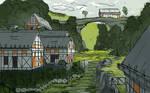 Dutch pioneer village