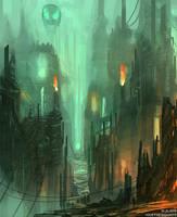 Ghostly hollows by HideTheInsanity