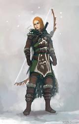 Archer by HideTheInsanity