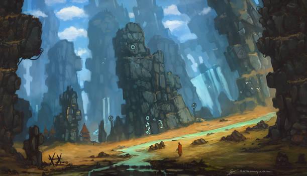 Sorcerer lands