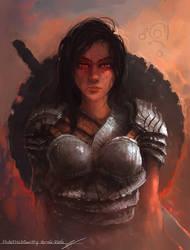 Dragonborn by HideTheInsanity