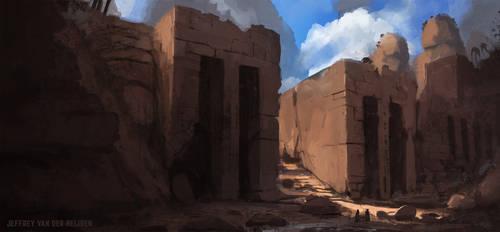 Lost City by HideTheInsanity