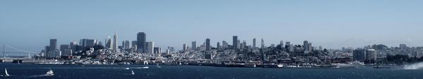 City San Francisco by FelicityCharlottex