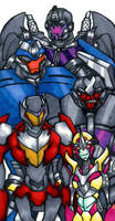 TFP Stunticons - Blank Variant by soy-monk