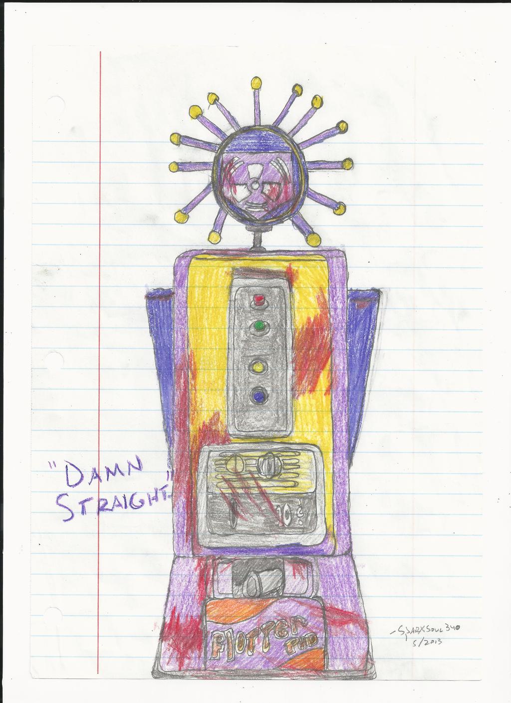 phd flopper machine