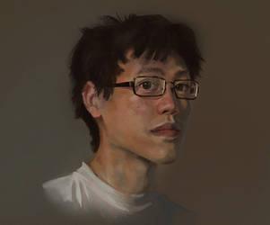 Self Portrait by ImSkeptical