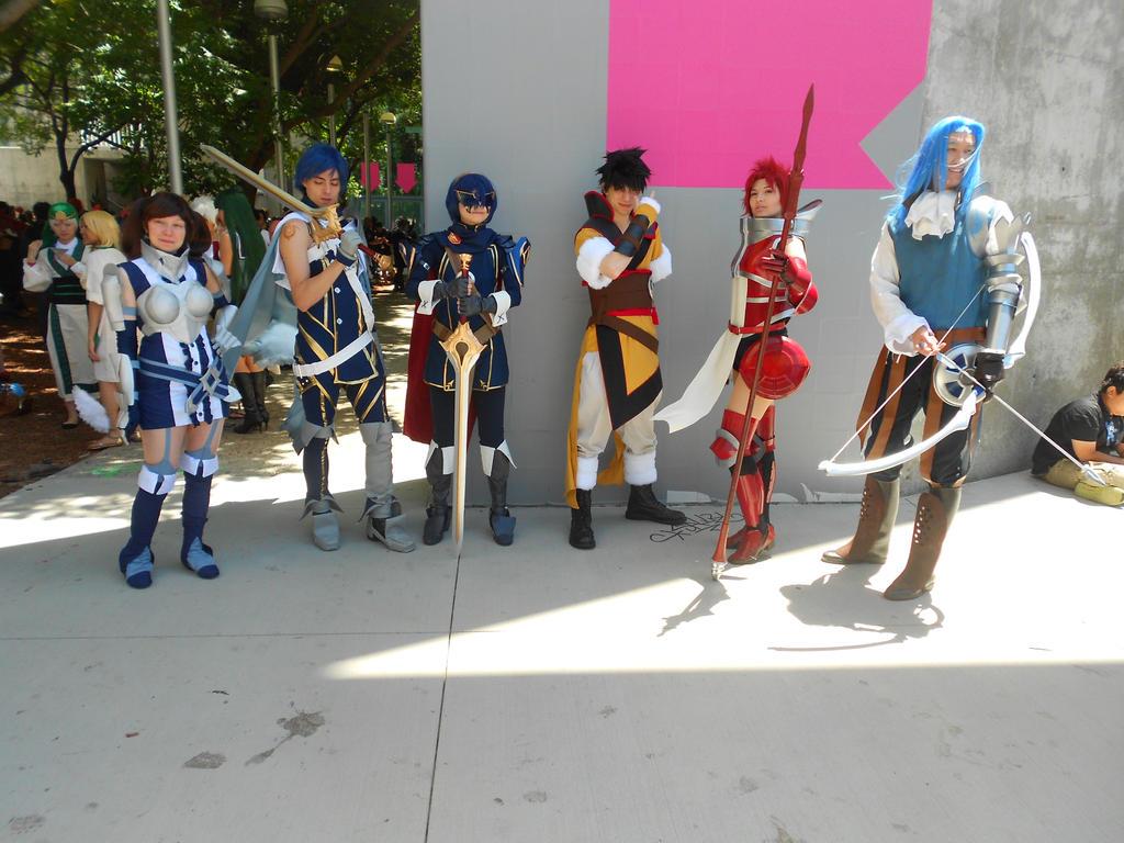Fire Emblem Awakening Group Cosplay by Hikari-no-Kurai on ...