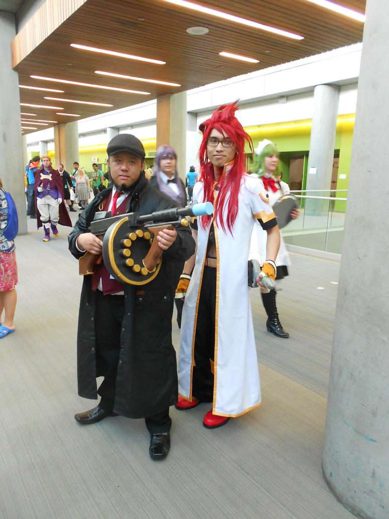 The gallery for --> Graves Cosplay