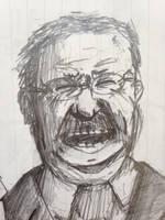 Teddy Rosavelt by PaperPencil23EZ
