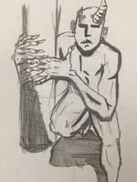 Demon Boy by PaperPencil23EZ