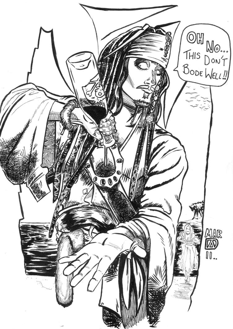 No Rum by webbhead1978