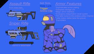 Maud's Guns Modified