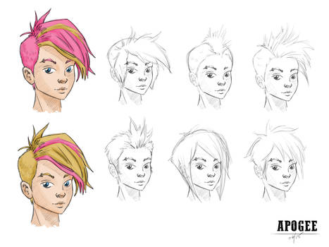 [Apogee] - Character Concepts