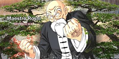 Sig Maestro Roshi by iandresito