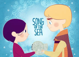 Song of the Sea by anxnaus