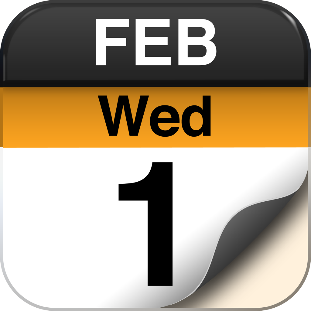 iPad calendar icon by artist2170 on DeviantArt