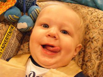 My nephew Austin by One-piece-Crew