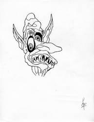 Gahan Wilson  Fan art 1